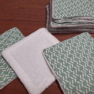 lingette lavable tencel coton biologique joliboaz