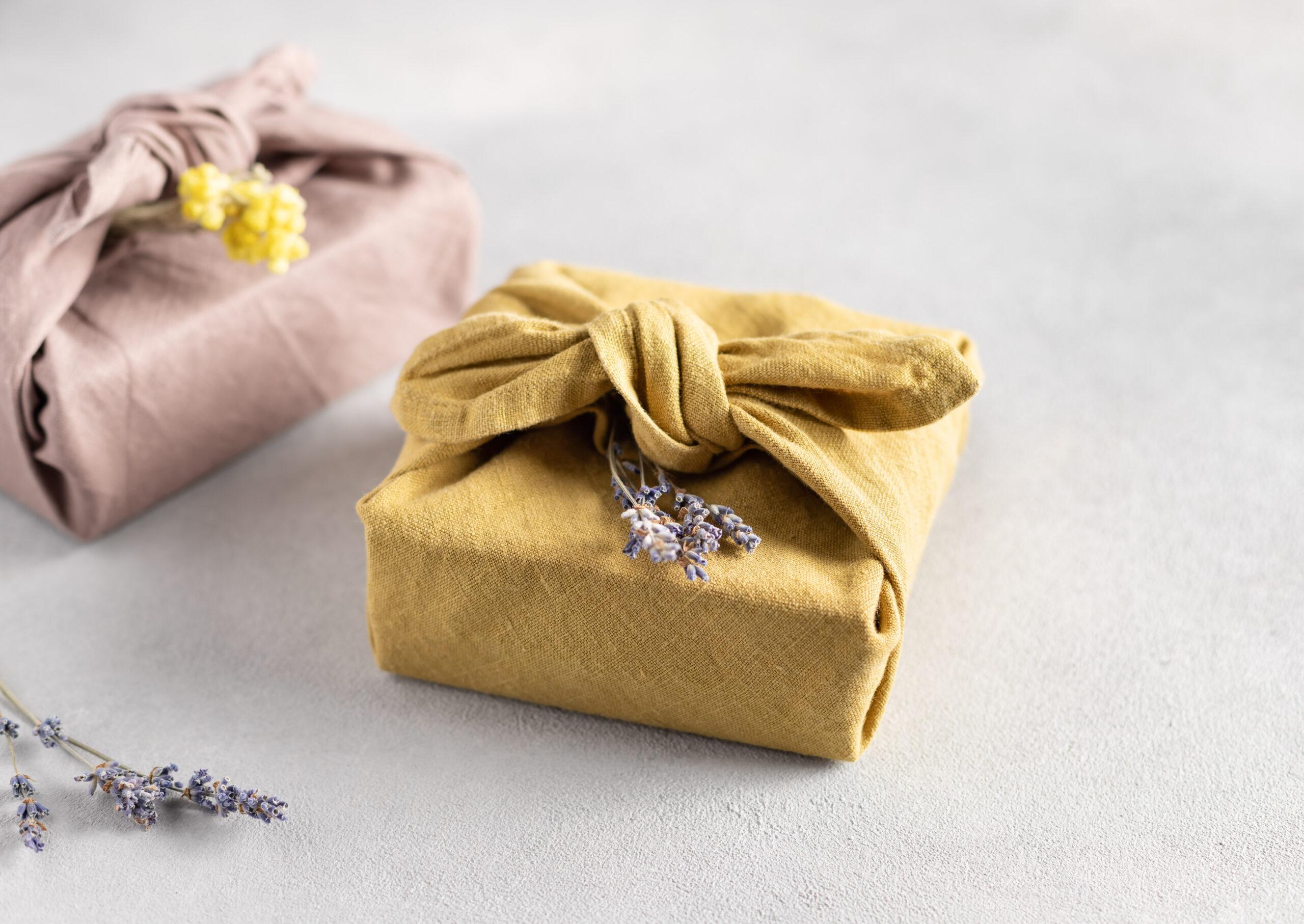 zero dechet emballage cadeau reutilisable joliboaz
